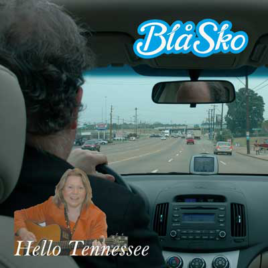 CD – Hello Tennessee – Blå Sko
